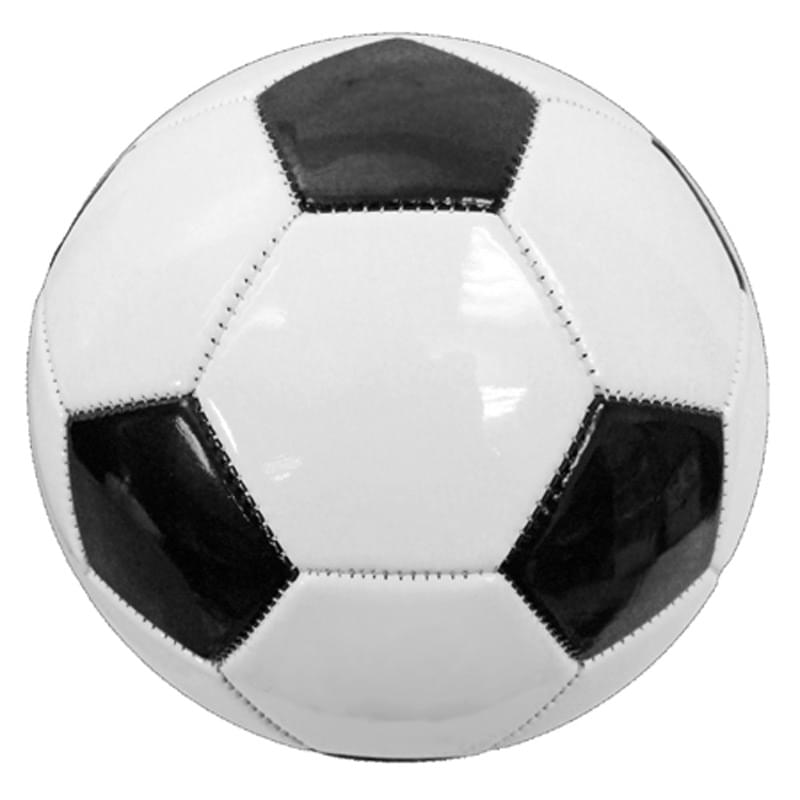 "8 3/4"" Full-Size Soccer Balls, Synthetic Leather (Size 5)"