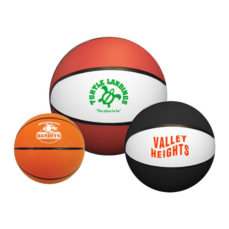 "29 1/2"" Full-Size Rubber Basketball"