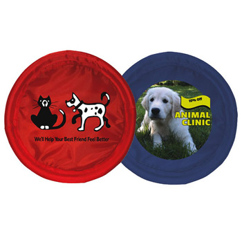 "9 1/2"" Fetch & Catch Foldable Flyers (Pet Safe)"