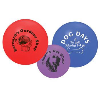 "3"" Squeaky Dog Toy Ball"