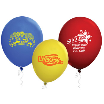 "9"" Standard Latex Balloon"