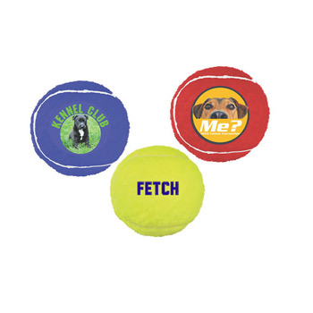 Tennis Ball Dog Toy