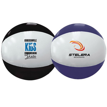 "12"" Two Toned Beach Ball"