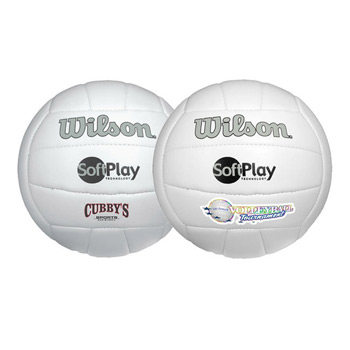 Wilson® Premium Synthetic Leather Volleyball