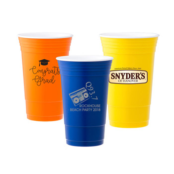 18 Oz. Double Wall Tumbler Cup