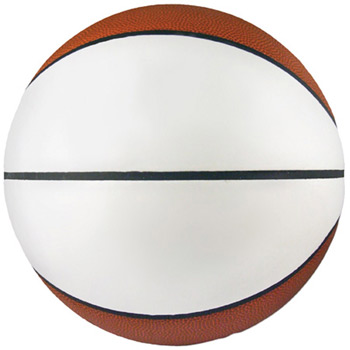 "29 1/2"" Full-Size Synthetic Leather Signature Basketball"