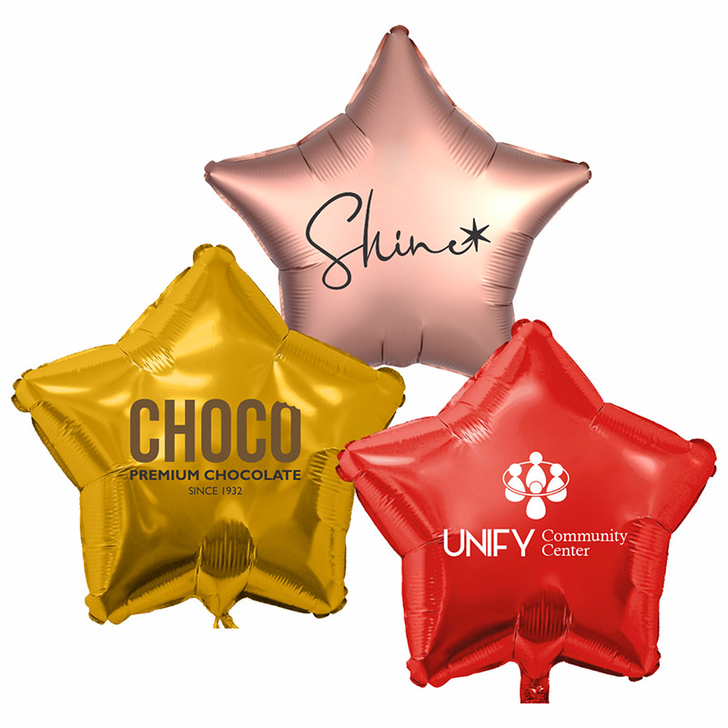 "18"" Star Foil Balloon"