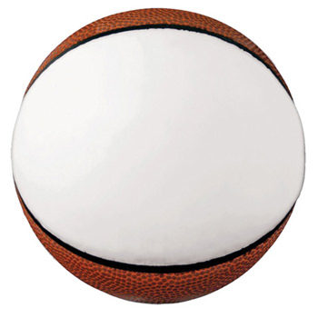 "5"" Mini Synthetic Leather Signature Basketball"