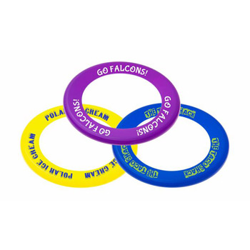 "9 1/2"" Wing Ring Flying Disc"