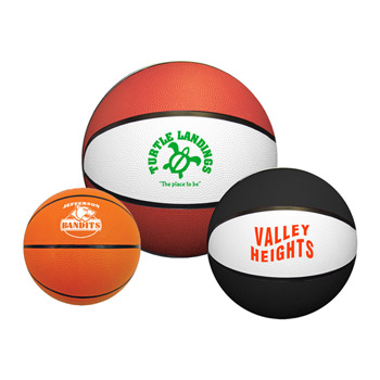 adbb99b902c Mini Basketballs | Promotional Custom Miniature Basketball Spirit ...
